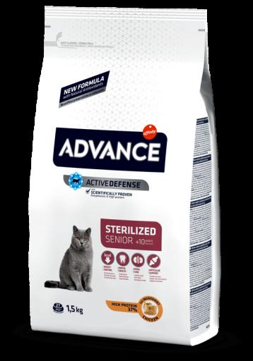 Advance Sterilized + 10 anos
