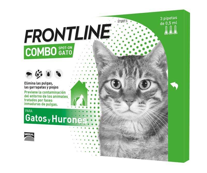 Frontline Combo 6 Pipetas
