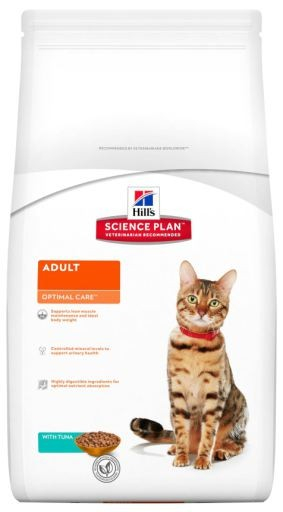 Hill's Adult Optimal Care Atun