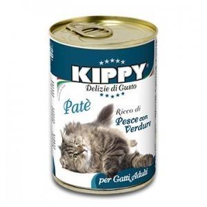 Kippy Cat Pate Bacalao y Gambas