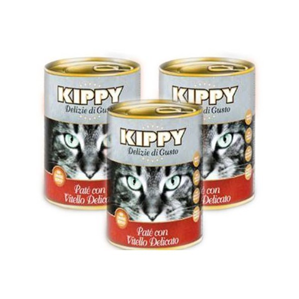 Kippy Cat Pate Pescado Vegetales