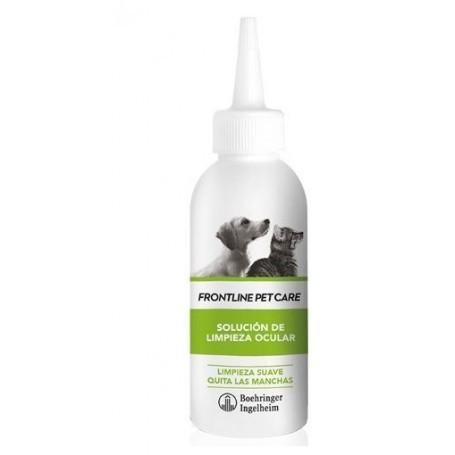Limpiador Ocular Frontline Petcare 125 ml