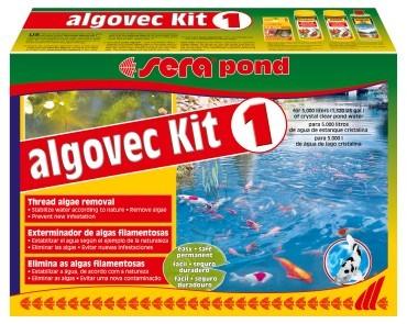Sera Pond algovec Kit 1