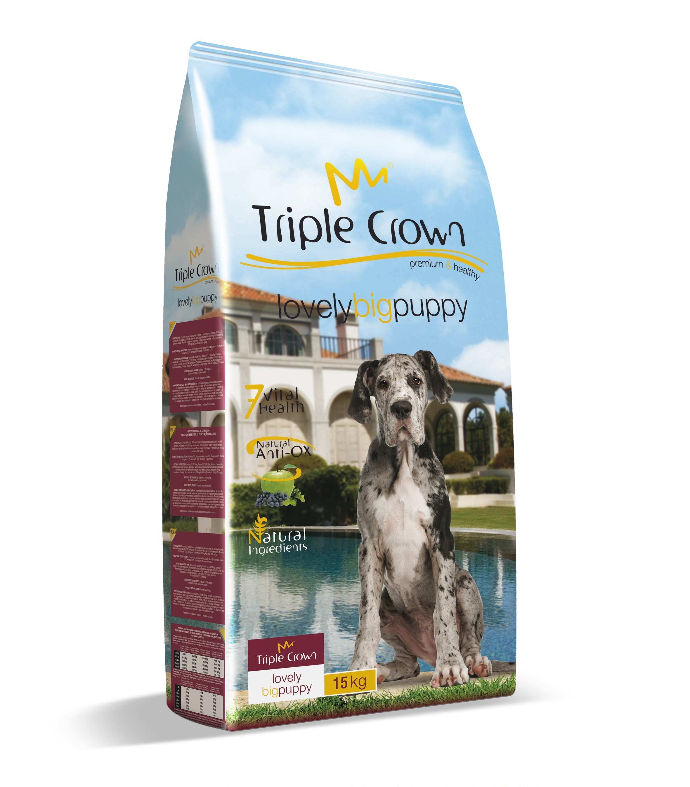Triple Crown Lovely Big Puppy