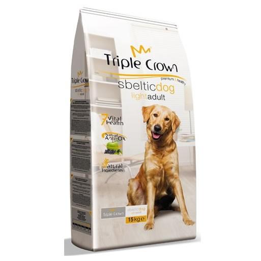 Triple Crown Sbeltic Dog