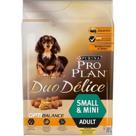Pro Plan Duo Délice Small Adult Pollo y arroz