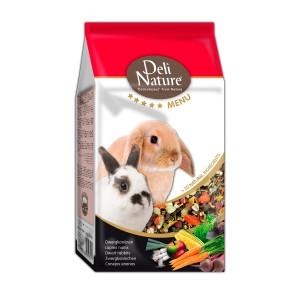 Mixtura para Conejos Enanos, Menú 5*