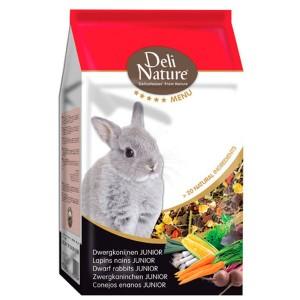 Mixtura para Conejos Enanos JUNIOR, Menú 5*
