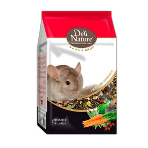 Mixtura para Chinchillas, Menú 5*