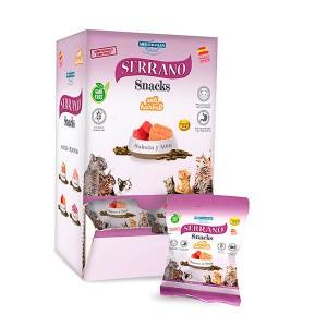 Snacks Serrano Salmón y Atún - Trixie