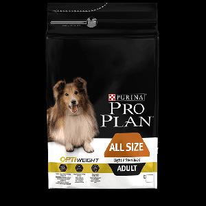 Pro Plan All Size Adult Light / Sterilised