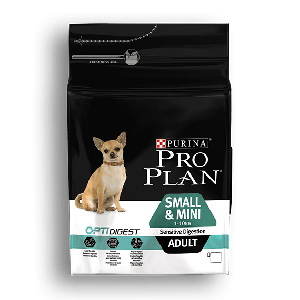 Pro Plan Small y Mini Adult Sensitive Digestion