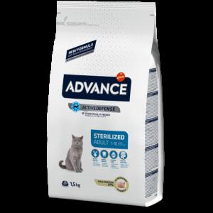 Advance Sterilized + 10 años