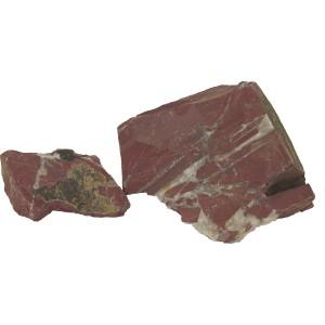 Piedras JASPER Rojo