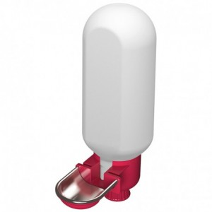Copele Bebedero Mini con Botella 0,5L