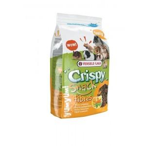 Snack crispy fibres