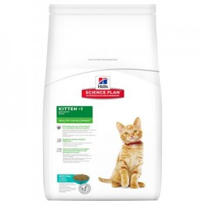 Hill's Kitten Healthy Development Atun