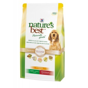 Hill's Nature's Best Puppy Mini y Medium