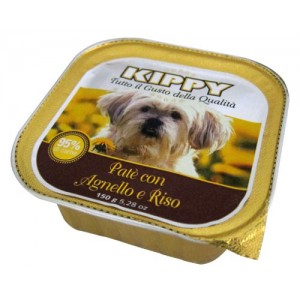 Kippy Dog Pate Cordero Arroz