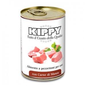 Kippy Dog Trozos Buey