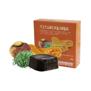 Nabos, calabaza y alfalfa - Bomba de vitaminas