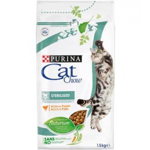 Cat Chow gatos esterilizados