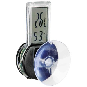 Termómetro/Higrómetro Digital