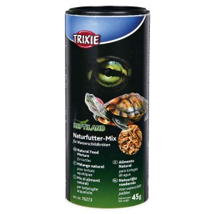 Mixtura de Alimento Natural para Tortugas de Agua