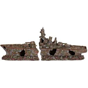 Barco, 2 piezas