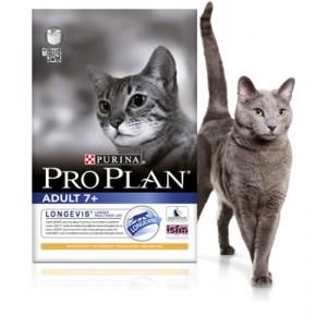 Pro Plan Adult 7+ Gato Pollo y Arroz