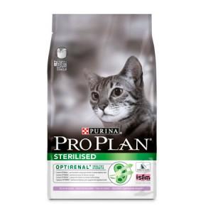 Pro Plan Sterilised Gato Salmon y arroz