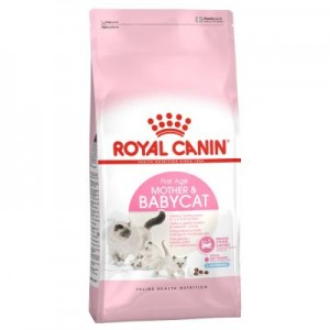 Royal Canin Mother y Babycat