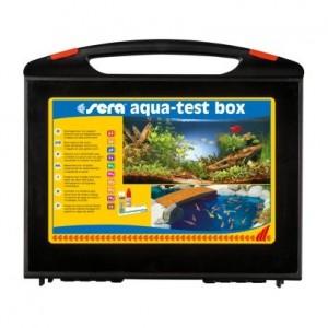 Precio sera aqua test box (+cu)