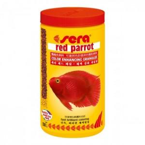 venta online sera red parrot