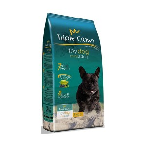 Pienso Triple Crown Toy Dog - 2Kg