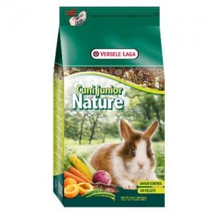 Versele-Laga Nature Cuni Junior para cachorros de conejo
