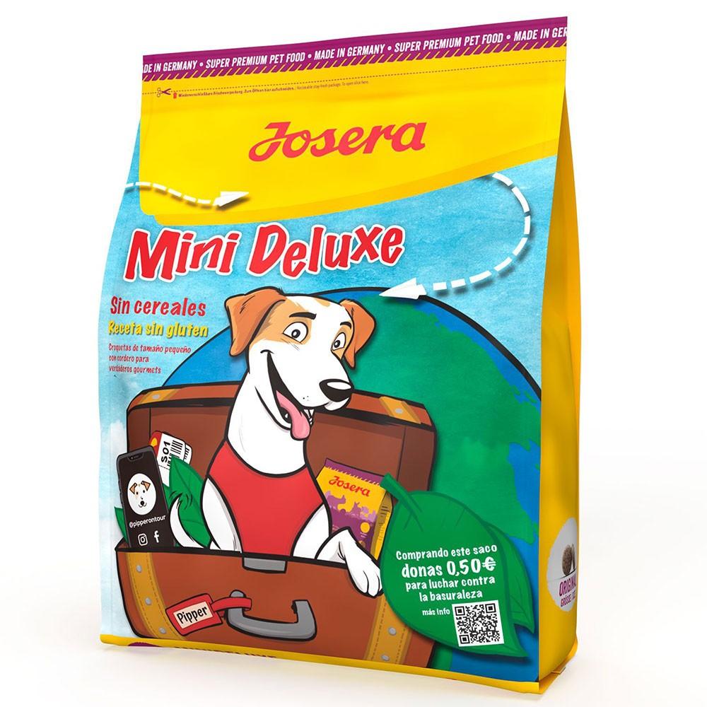 JOSERA Pienso Perro Mini Deluxe -EDICIÓN ESPECIAL PIPPER-