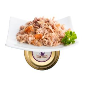 FINEST: Filetes de Pollo y Salmón - Trixie