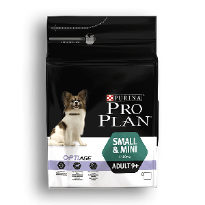 Pro Plan Small and Mini Adult 9+