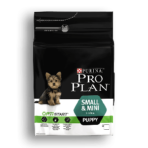 Pro plan Small y Mini Puppy