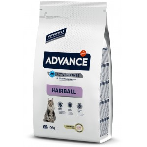 Advance Hairball Turkey y Rice
