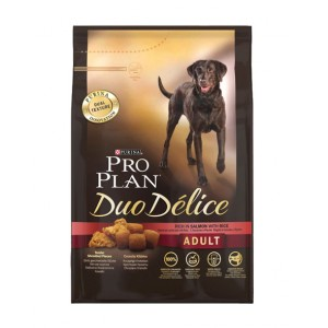 Pro Plan Duo Delice Adult Salmon