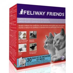Feliway Friends difusor con recambio para gatos