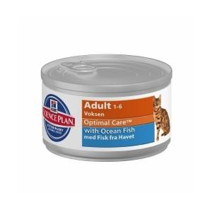 Hill's Adult con Pescado Azul (Lata)