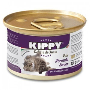 Kippy Cat Pate Senior