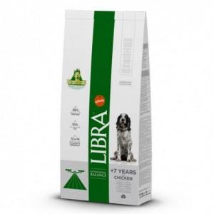 Libra Senior +7 Pollo