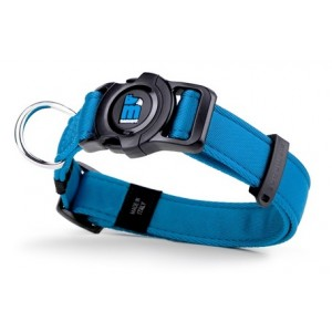 Memopet Collar para perro Nylon Azul