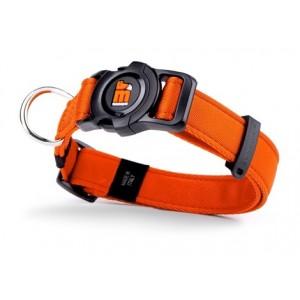 Memopet Collar para perro Nylon Naranja