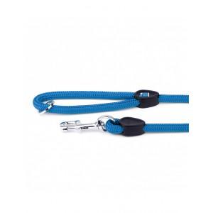 Memopet Correa para perros Nylon Azul