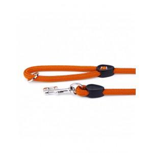 Memopet Correa para perro Nylon Naranja